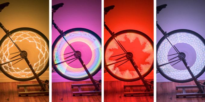 Подборка нетривиальных велосипедных фонарей с Kickstarter и не только - 9