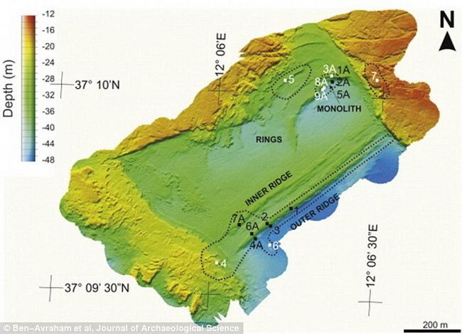 """Подводный """"Стоунхендж"""" у берегов Средиземного моря снова переписывает историю человечества - 2"""