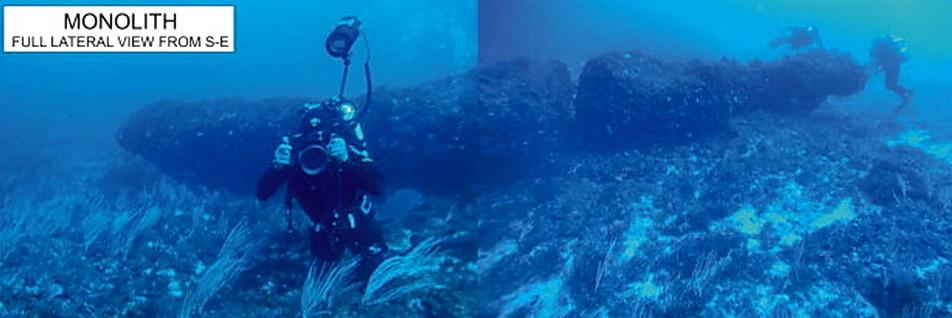 """Подводный """"Стоунхендж"""" у берегов Средиземного моря снова переписывает историю человечества - 1"""