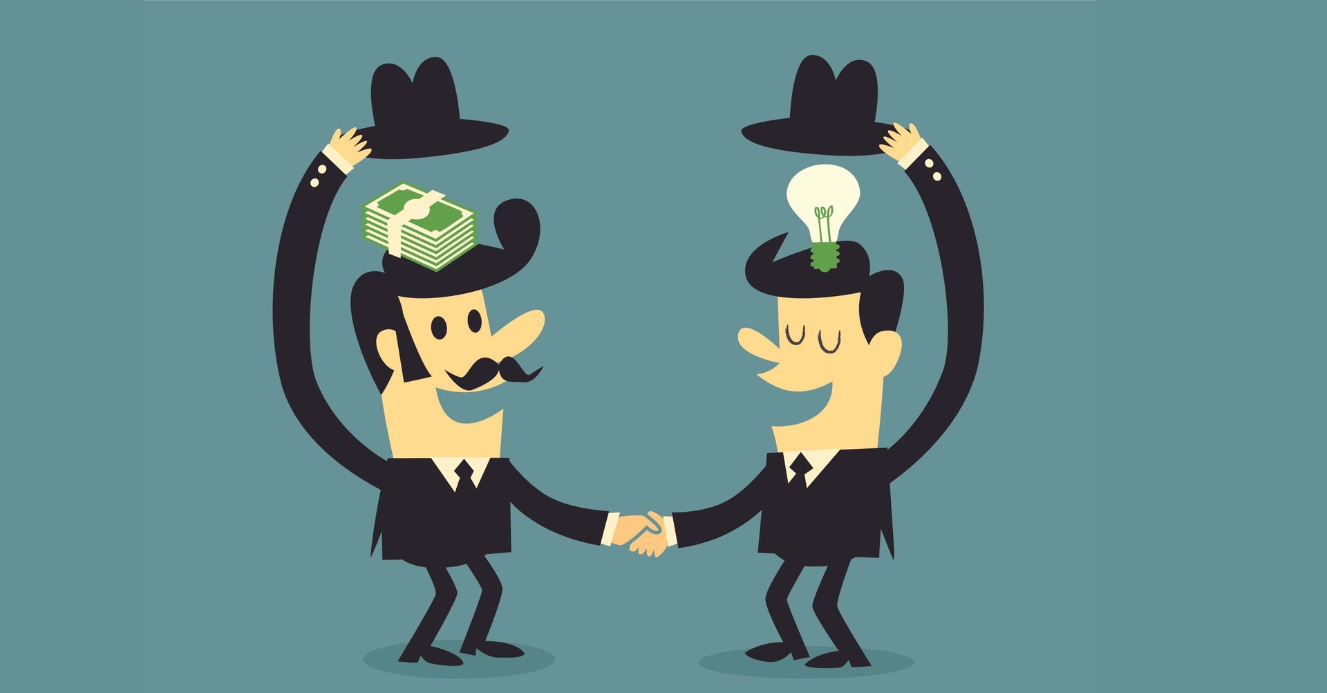 От заказа до стартапа