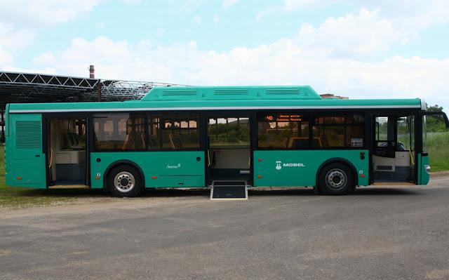 Парк московского общественного транспорта пополнят электробусы - 2
