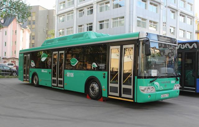 Парк московского общественного транспорта пополнят электробусы - 3