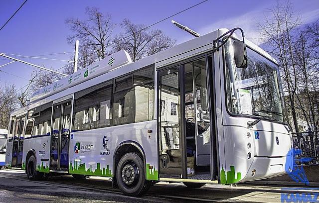Парк московского общественного транспорта пополнят электробусы - 6