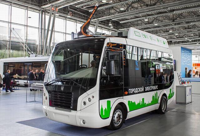 Парк московского общественного транспорта пополнят электробусы - 7