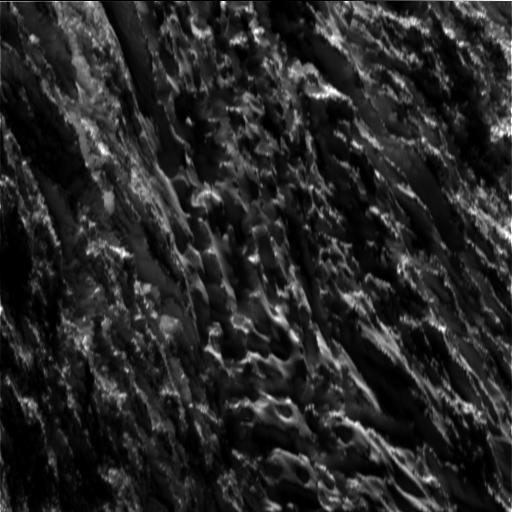 Cassini прислал первые фотографии Энцелада, сделанные с близкого расстояния - 2