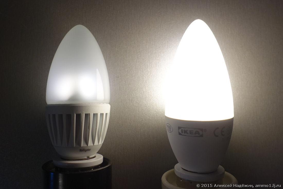 Диммирование светодиодных ламп - 9