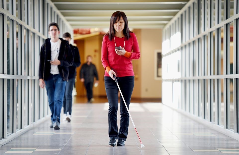 Приложение от IBM помогает людям с проблемным зрением ориентироваться в пространстве - 1