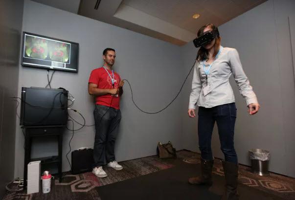 Создатель Oculus Rift уверен, что провода станут серьезным препятствием для популяризации виртуальной реальности