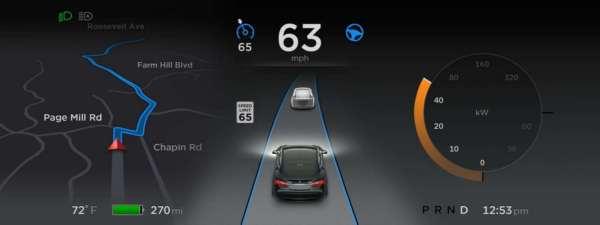 Владельцы Tesla Model S утверждают, что автопилот действительно учится и уже работает лучше