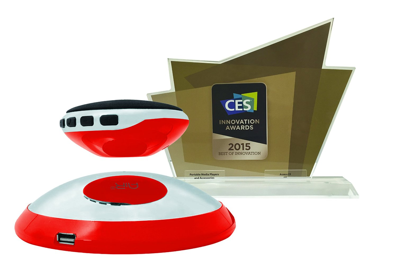 ASWY Air Speaker — левитирующий динамик, который украсит стол любого гика - 3