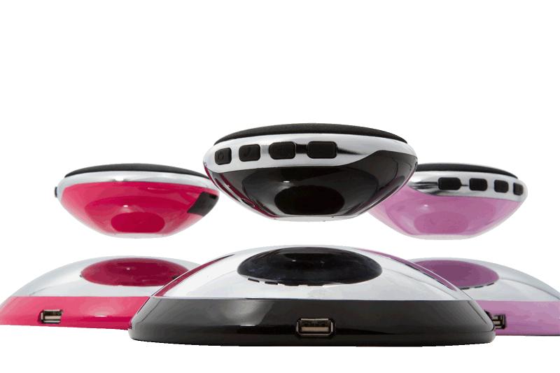 ASWY Air Speaker — левитирующий динамик, который украсит стол любого гика - 1