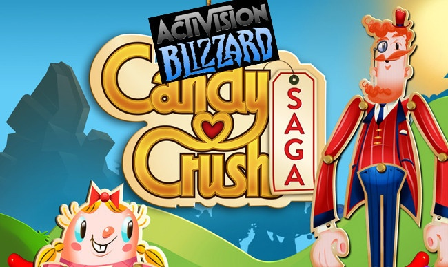 Activision Blizzard купил компанию-разработчика Candy Crush за $5,9 млрд - 2