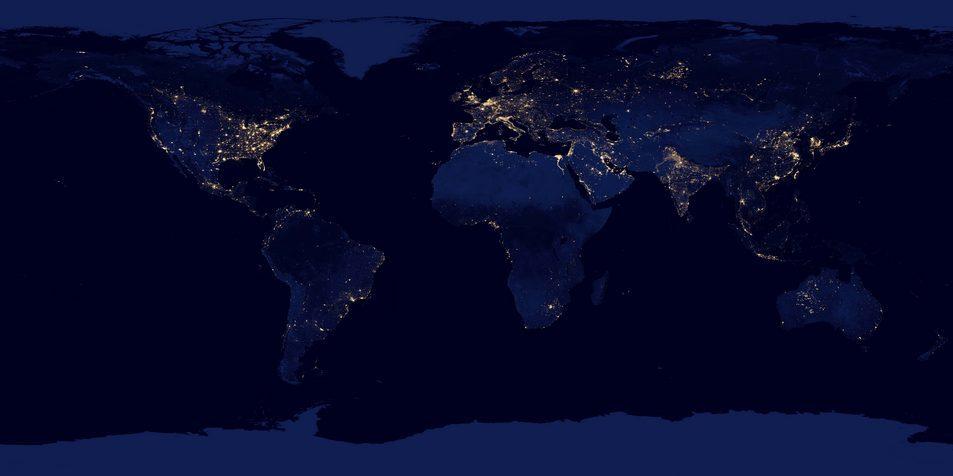 Как перестать бояться ночной темноты и полюбить Вселенную - 3