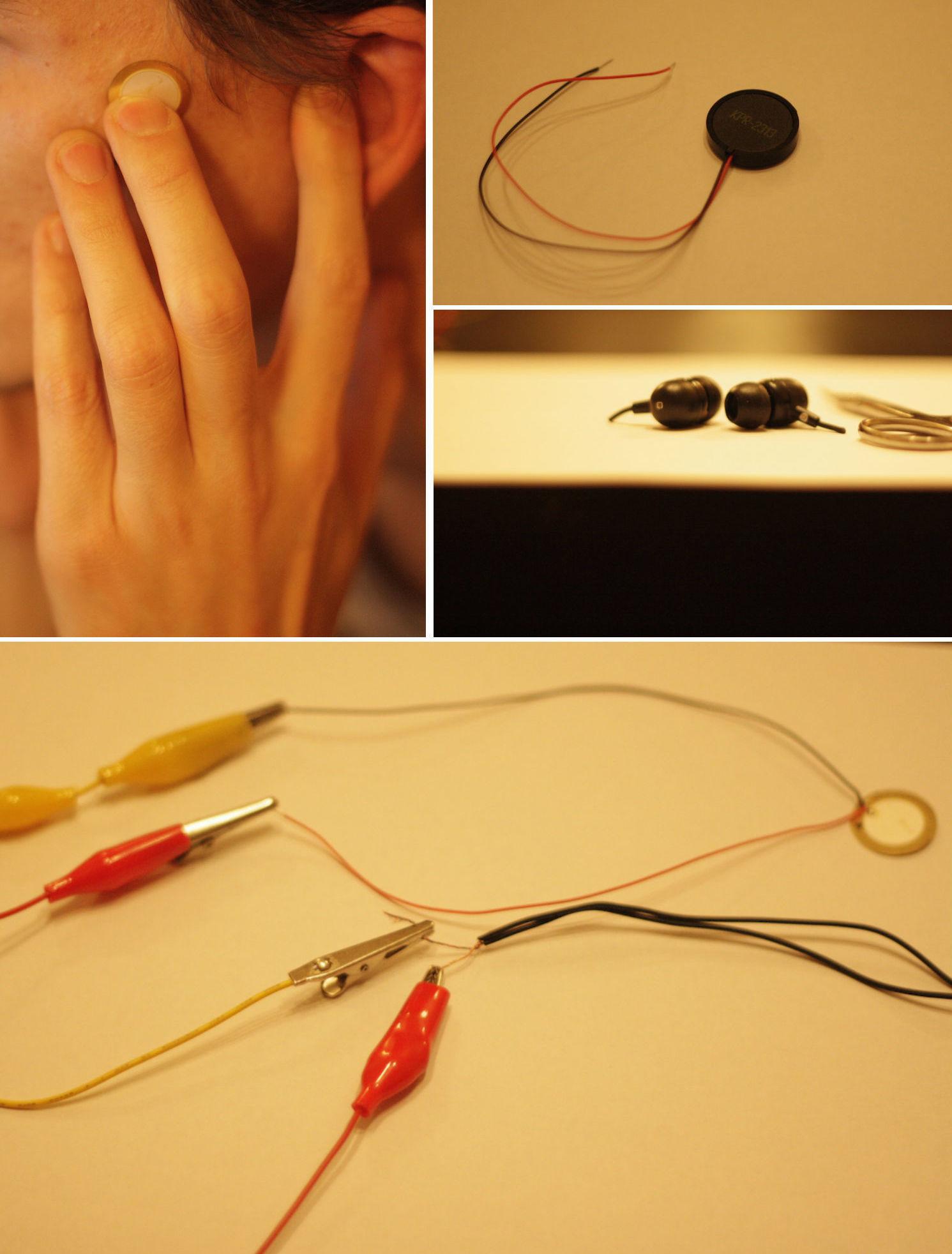 Как сделать наушники от шума своими руками