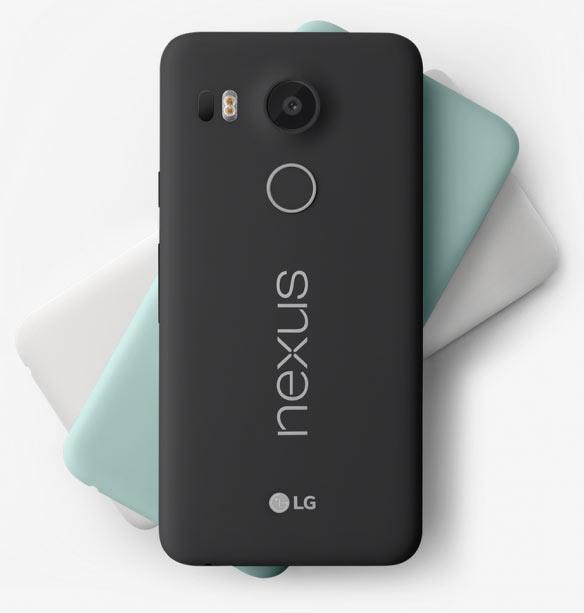 Начались европейские продажи Nexus 5X; цены высоки, как и ожидалось, но некоторые покупатели получат в подарок Chromecast
