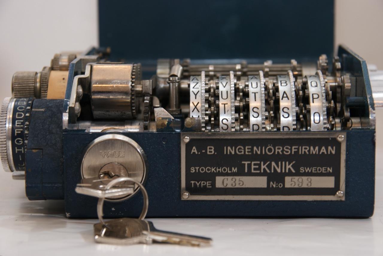 По ту сторону войны. Шифровальные устройства Германии - 19