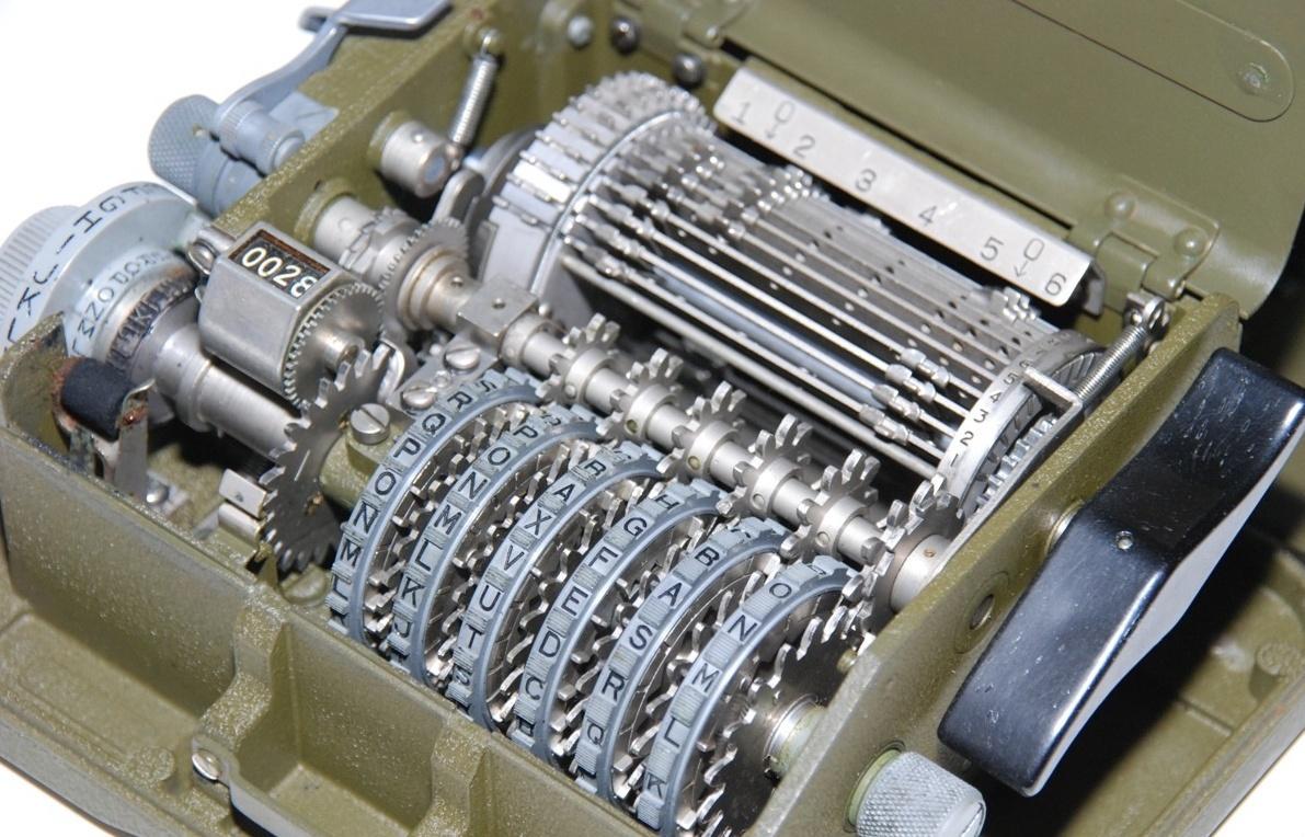 По ту сторону войны. Шифровальные устройства Германии - 24