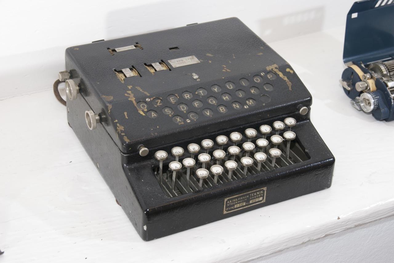 По ту сторону войны. Шифровальные устройства Германии - 25