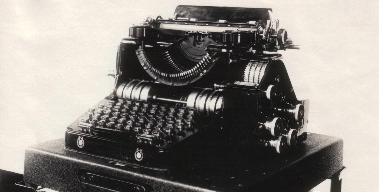 По ту сторону войны. Шифровальные устройства Германии - 33