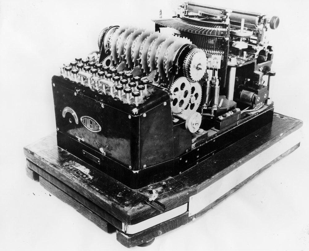 По ту сторону войны. Шифровальные устройства Германии - 34