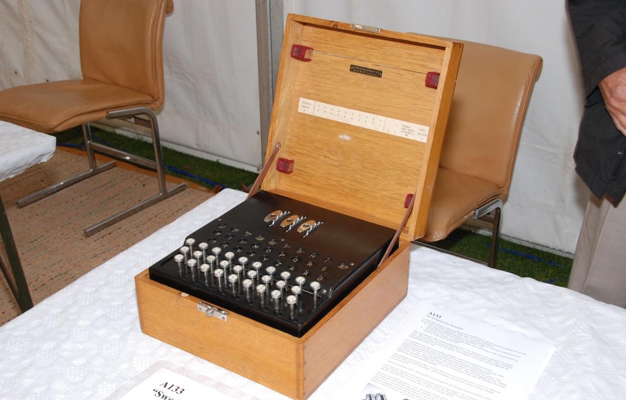По ту сторону войны. Шифровальные устройства Германии - 35