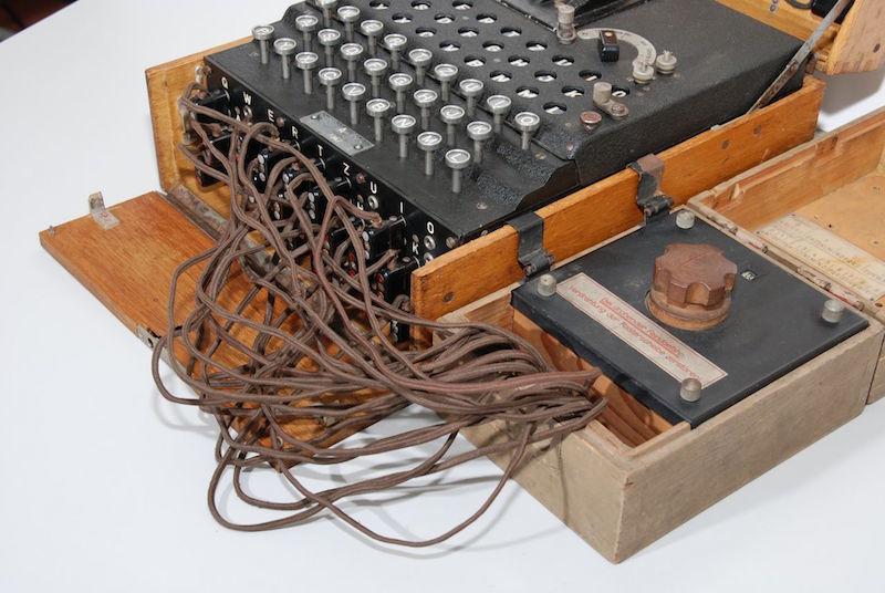 По ту сторону войны. Шифровальные устройства Германии - 42