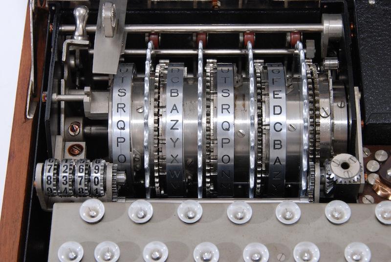 По ту сторону войны. Шифровальные устройства Германии - 47