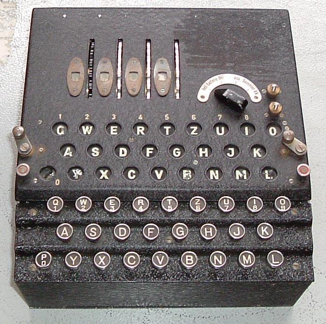 По ту сторону войны. Шифровальные устройства Германии - 49