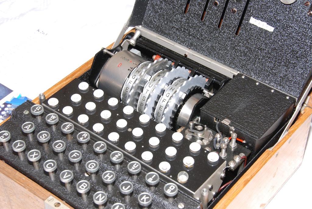 По ту сторону войны. Шифровальные устройства Германии - 51
