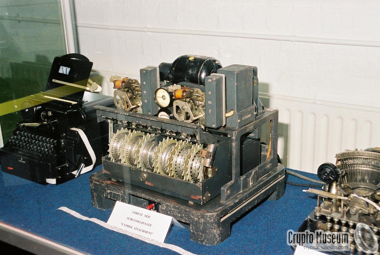 По ту сторону войны. Шифровальные устройства Германии - 54