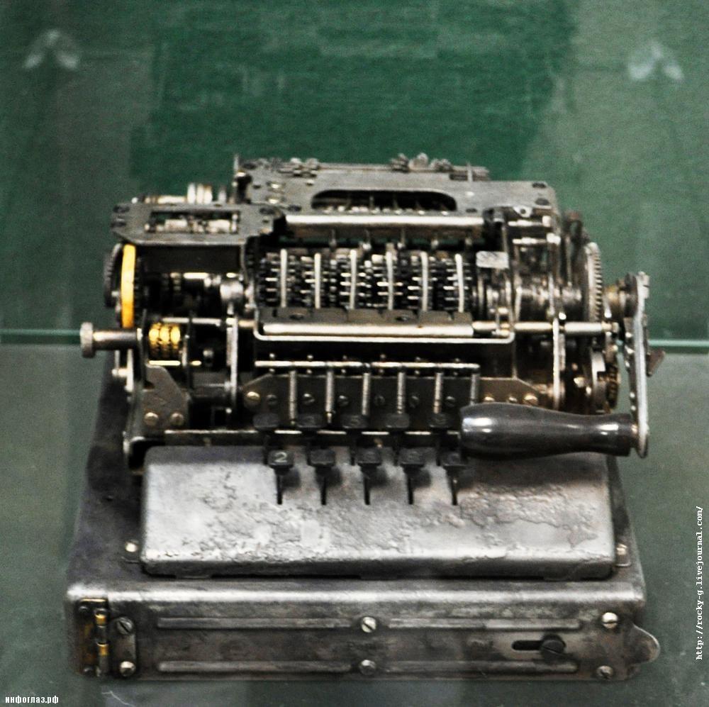 По ту сторону войны. Шифровальные устройства Германии - 55