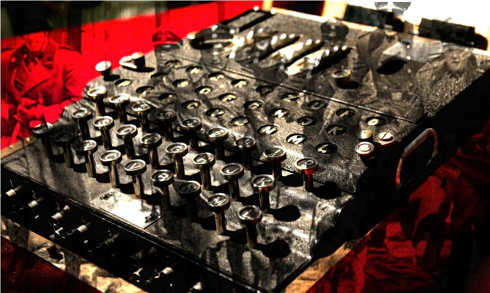 По ту сторону войны. Шифровальные устройства Германии - 1