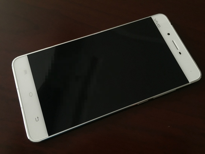 Смартфон Vivo XPlay 5S может получить дисплей 4K