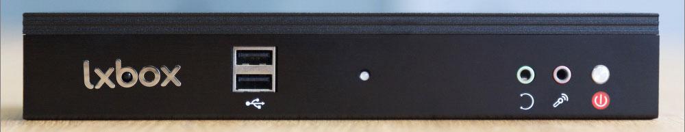 Знакомство с мини-ПК LXBOX 3 - 10