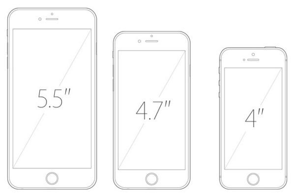 в первой половине следующего года компания Apple предпложит тем, кто скучает по iPhone с диагональю дисплея 4 дюйма новый смартфон