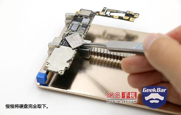 iPhone 6 - замена памяти