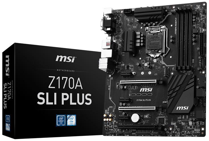Основой звуковой подсистемы MSI Z170A SLI Plus служит кодек Realtek ALC1150