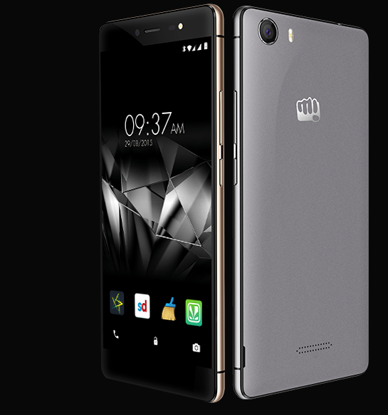 Смартфон Micromax Canvas 5 оценили в $185