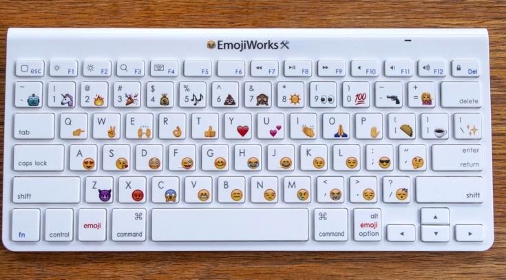 Emoji Keyboard Pro предложит более 120 смайлов
