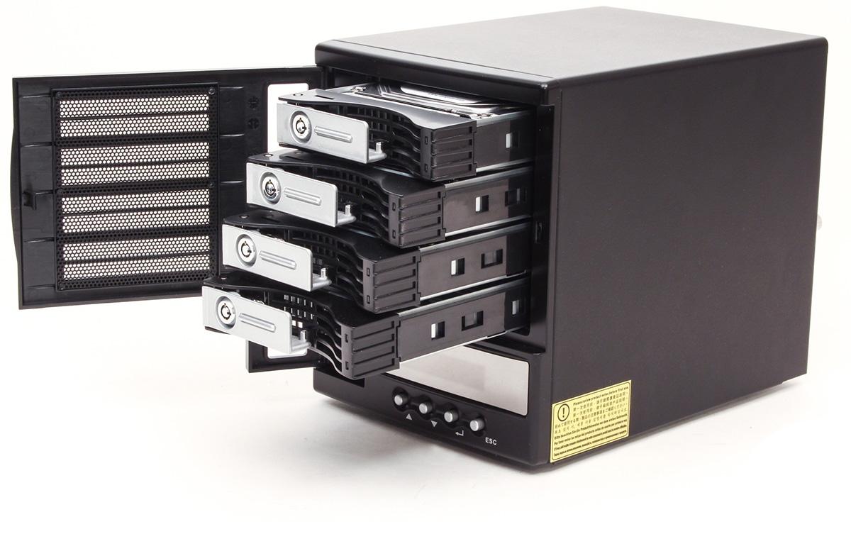 NAS не остановить: домашнее хранилище данных - 9