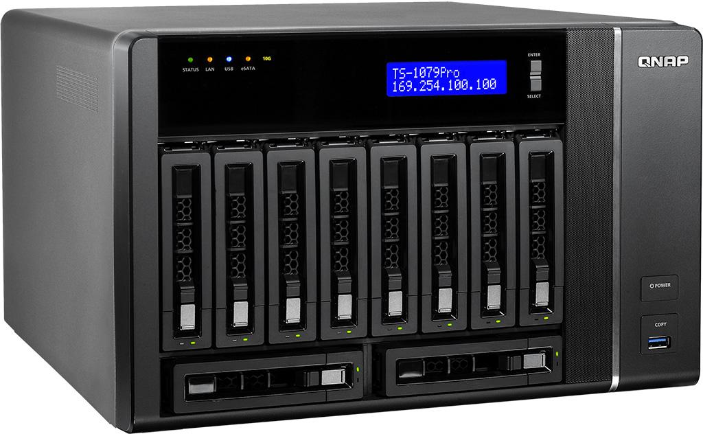 NAS не остановить: домашнее хранилище данных - 1