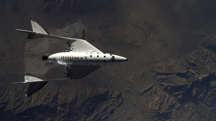 Новый SpaceShipTwo покажут в феврале