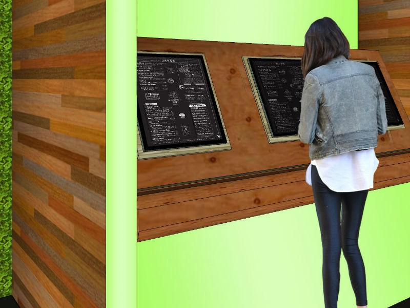 Год 2040: Как могут выглядеть рестораны будущего - 2