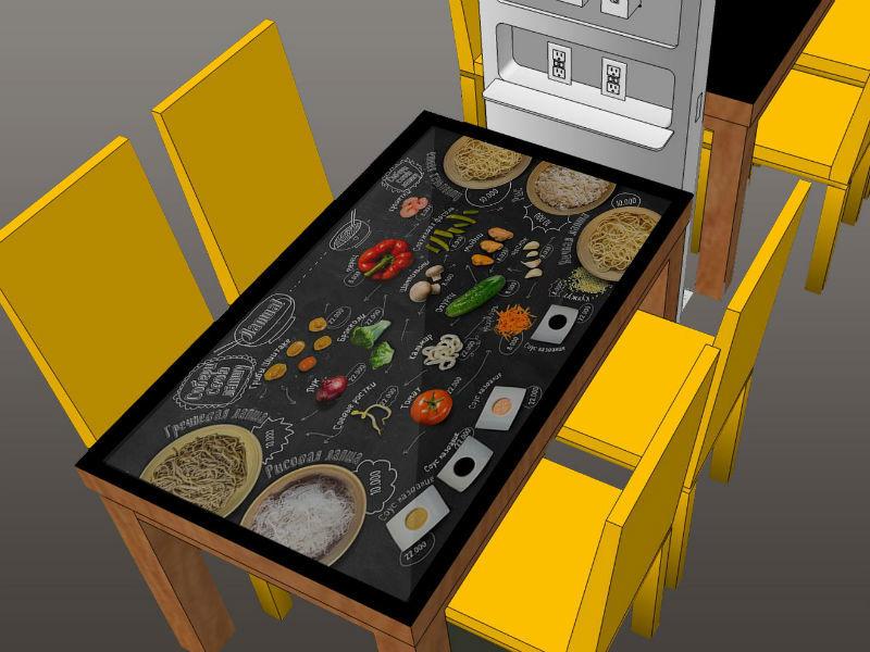 Год 2040: Как могут выглядеть рестораны будущего - 3