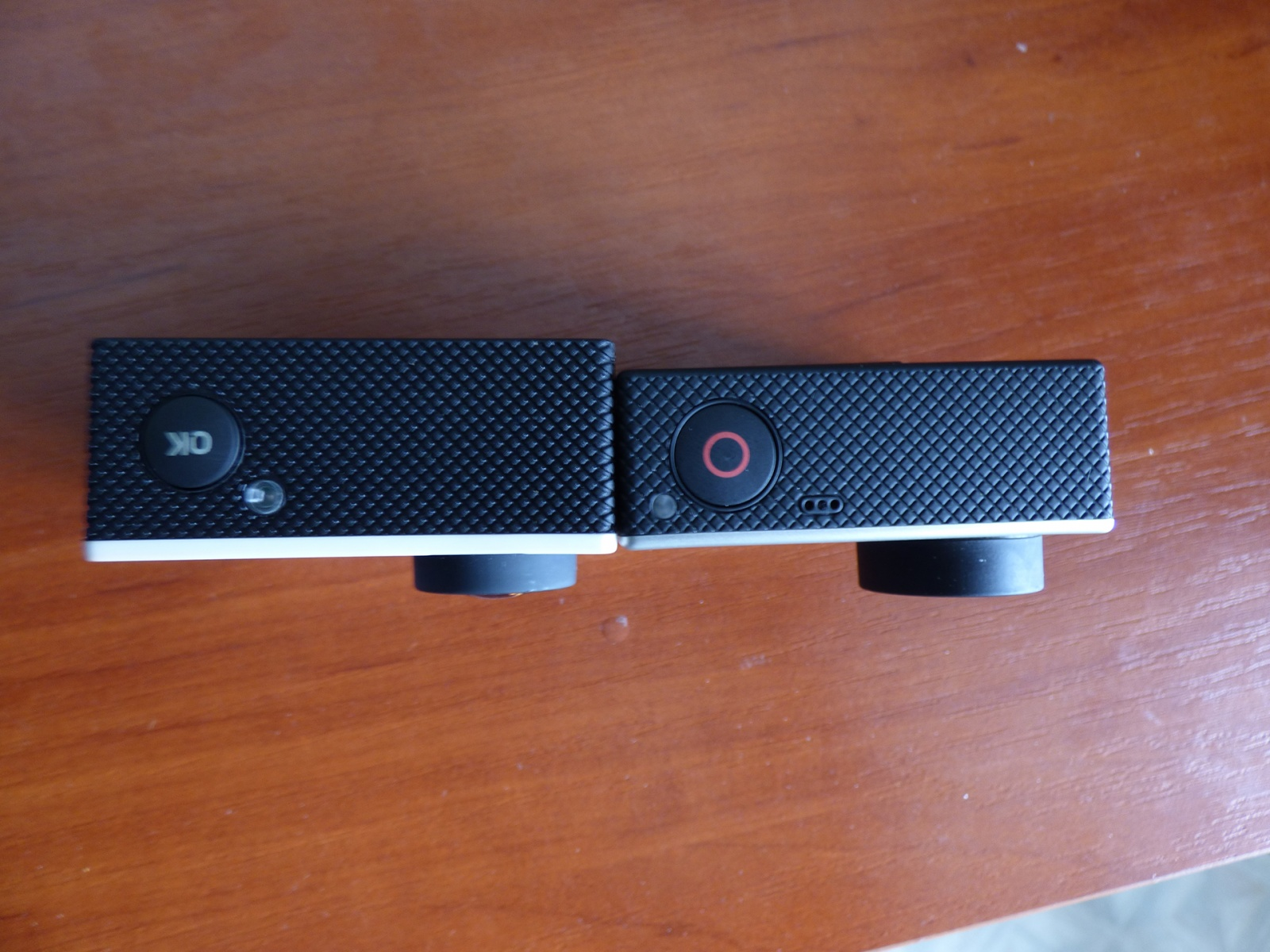 Обзор Blackview Hero 1. Сравнение с GoPro 3+ Black - 8