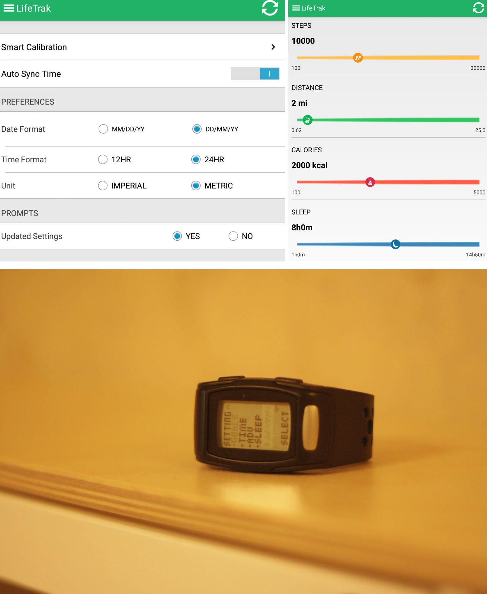 Обзор Lifetrak C410 — «непостоянный» пульсометр для постоянного использования - 6