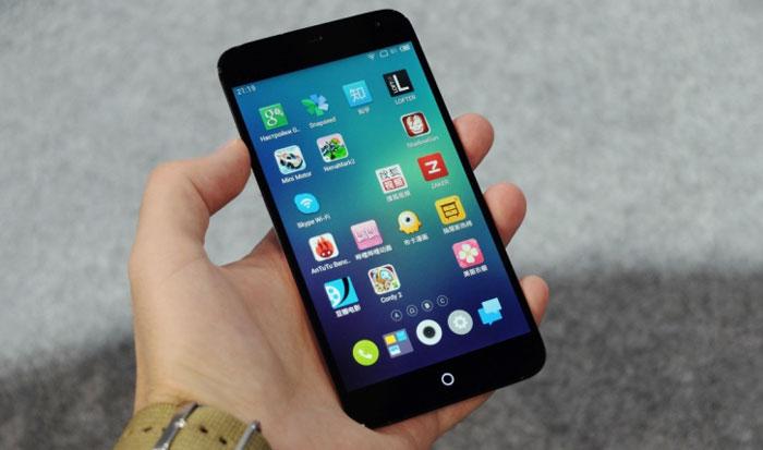 Meizu бьёт рекорды продаж смартфонов