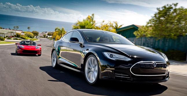 Tesla Motors отчиталась о самых больших убытках за последние 10 кварталов