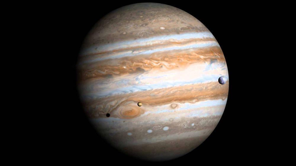 Жизнь в пределах досягаемости: поиск в Солнечной системе - 6