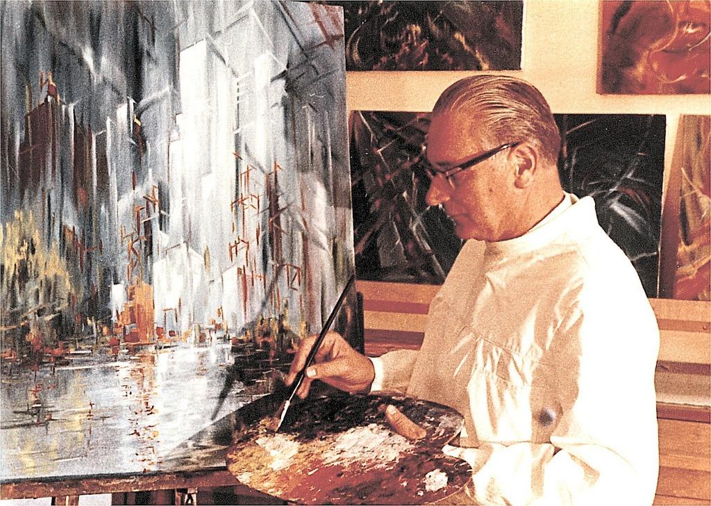 Конрад Цузе: мечтатель, создавший первый компьютер - 11